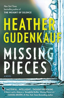 Gudenkauf Missing Pieces cover