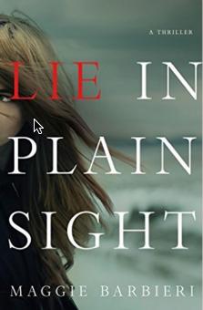Lie In Plain Sight Barbieri cover
