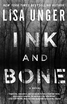 COVER INK AND BONE