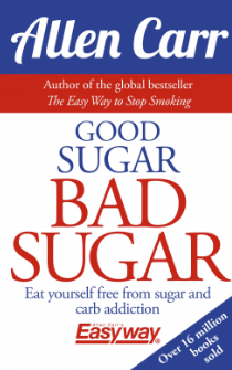 Cover Carr Good Sugar Bad Sugar