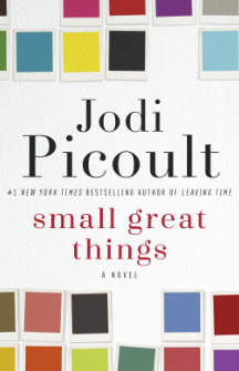 Cover Picoult Small Great Things