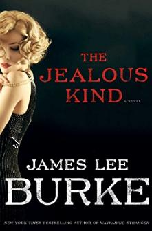 Cover Burke Jealous Kind