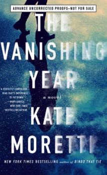 Cover Moretti Vanishing Year