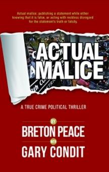 Cover Peace Actual Malice