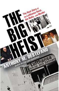 COVER Destefano The Big Heist