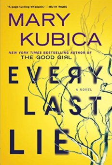 Cover Kubica Every Last Lie