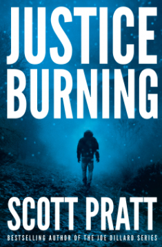 COVER Pratt Justice Burning