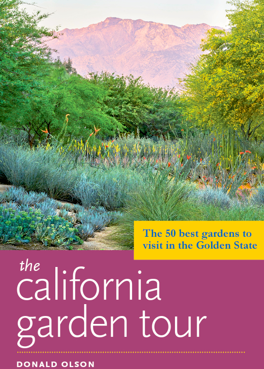 Olson CA Garden tour